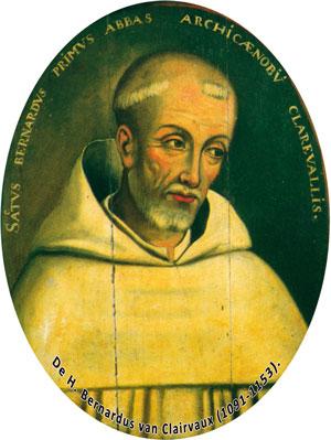 Abélard En Sint Bernardus