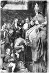 De geschiedenis van de Kerk - 4  Van Romeins rijk naar